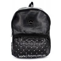 Женский рюкзак Арт. G-008  Цвет Чёрный