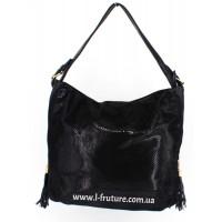Женская сумка Арт. 99089  Цвет Чёрный