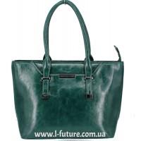 Женская Сумка Арт. 89894 Цвет Зелёный