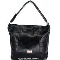 Женская сумка Арт. А-8693  Цвет Чёрный