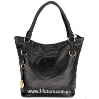 Женская сумка Арт. А-8670  Цвет Чёрный