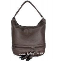 Женская сумка Арт. А-8676  Цвет Коричневый
