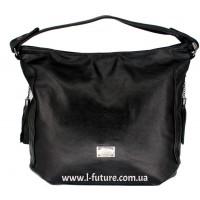 Женская сумка Арт. А-8675  Цвет Чёрный