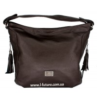 Женская сумка Арт. А-8675  Цвет  Коричневый