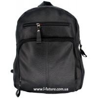 Женский рюкзак Арт. W 015  Цвет Чёрный