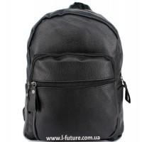 Женский рюкзак Арт. W 018  Цвет Чёрный