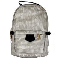 Женский рюкзак Арт. Д-14 Цвет Серый