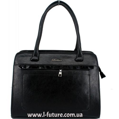 Женская Сумка Арт. F-919 Цвет Чёрный ID-1740