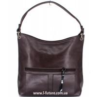 Женская сумка Арт. F-903  Цвет Коричневый