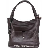 Женская сумка Арт. F-928  Цвет Коричневый