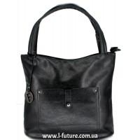 Женская сумка Арт. F-928  Цвет Чёрный