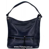 Женская сумка Арт. F-904  Цвет Синий