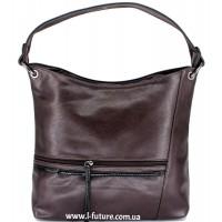Женская сумка Арт. F-904  Цвет Коричневый