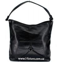 Женская сумка Арт. F-902  Цвет Чёрный