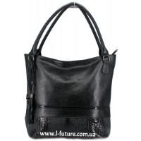 Женская сумка Арт. F-925  Цвет Чёрный