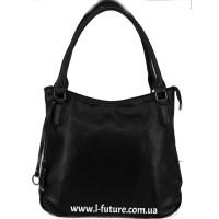 Женская сумка Арт. А-8672  Цвет Чёрный