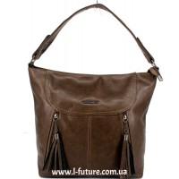Женская сумка Арт. 8695  Цвет Хаки