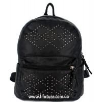 Женский рюкзак Арт. 6504  Цвет Чёрный