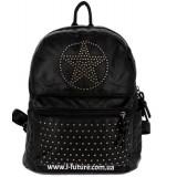 Женский рюкзак Арт. 6503  Цвет Чёрный