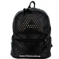 Женский рюкзак Арт. 6501  Цвет Чёрный