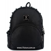 Женский рюкзак Арт. А-1  Цвет Чёрный
