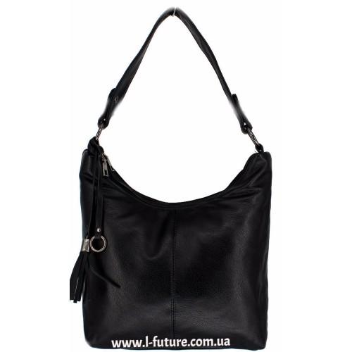 Женская сумка Арт. 796-1 Цвет Чёрный ID-1856