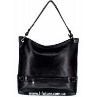 Женская сумка Арт. F-905  Цвет Чёрный