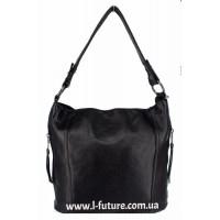 Женская сумка Арт. 85022  Цвет Чёрный