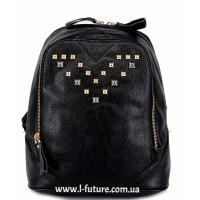 Женский рюкзак Арт. P-9693 Цвет Чёрный