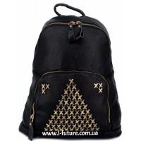 Женский рюкзак Арт. P-9685 Цвет Чёрный