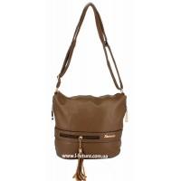 Женская сумка 839-1 Цвет Хаки