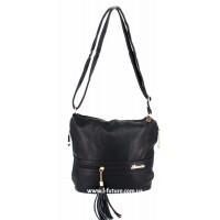 Женская сумка 839-1 Цвет Чёрный