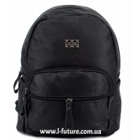 Женский рюкзак Арт. 329 Цвет Чёрный