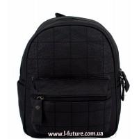 Женский рюкзак Арт. 702 Цвет Чёрный