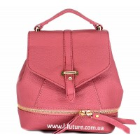 Женская сумка-рюкзак Арт. K-65 Цвет Розовый