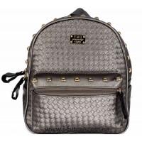 Женский рюкзак Арт. 096  Цвет Бронза
