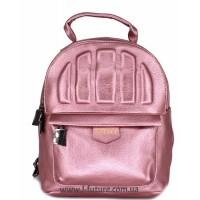 Женская сумка-рюкзак Арт. 8080  Цвет Розовый
