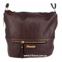 Женская сумка 841-1 Цвет Коричневый