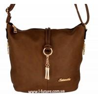 Женская сумка 838-1 Цвет Хаки