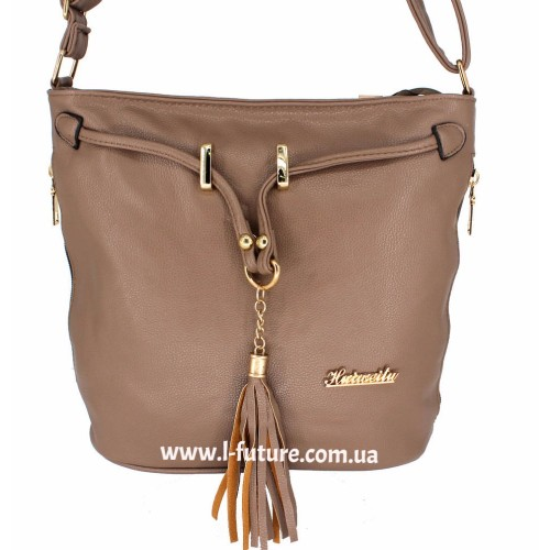 Женская сумка 840-1 Цвет Хаки ID-2020