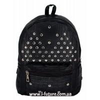 Женский рюкзак Арт. 6040  Цвет Чёрный