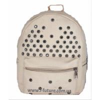Женский рюкзак Арт. 6040  Цвет Белый