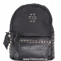 Женский рюкзак  Арт. 864  Цвет Чёрный