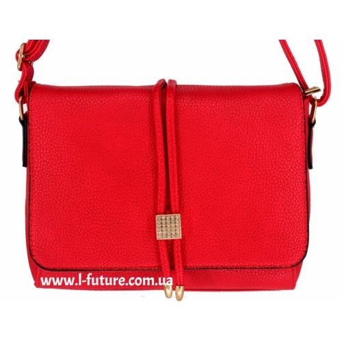 Клатч Арт. 5833-22 Цвет Красный ID-2086