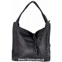 Женская сумка Арт. 1786  Цвет Чёрный