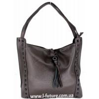 Женская сумка Арт. 1786  Цвет Коричневый