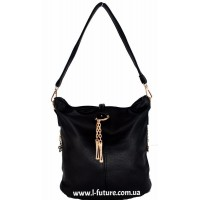 Женская сумка 8618  Цвет Чёрный