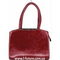 Женская Сумка Арт. 89753  Цвет Красный