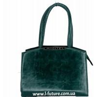 Женская Сумка Арт. 89753  Цвет Зелёный