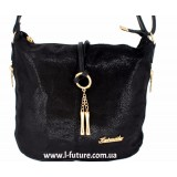 Женская сумка 838-2 Цвет Чёрный